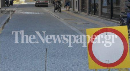 Βόλος: Παραδίδεται σε λίγες ημέρες η νέα οδός Τοπάλη [εικόνες]