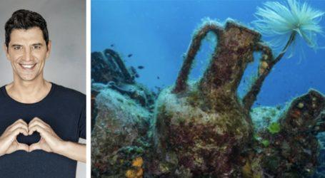 Με Σάκη Ρουβά εγκαινιάζεται το Υποβρύχιο Μουσείο της Αλοννήσου