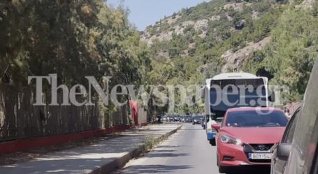 Βόλος: Κυριακάτικο ραντεβού με την ταλαιπωρία για χιλιάδες οδηγούς [εικόνες]