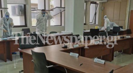 Βόλος: Ξεκίνησαν τα τεστ κορωνοϊού στους εργαζομένους της ΔΕΥΑΜΒ [εικόνες]