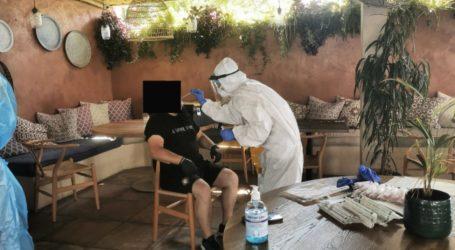 Βόλος: Απολύμανση και τεστ κορωνοϊού στον Ίσαλο – Δείτε εικόνες