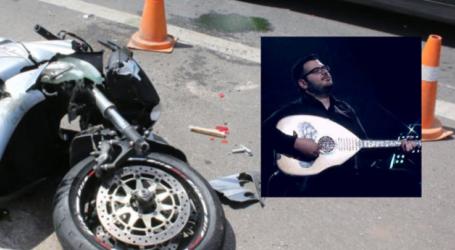 Κατέληξε ο μοτοσικλετιστής που τραυματίστηκε στο τροχαίο έξω από την Ελασσόνα – Πρόκειται για Λαρισαίο μουσικό (φωτο)