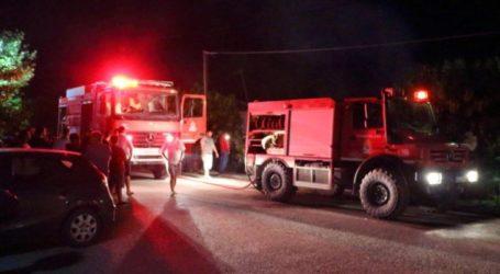 ΤΩΡΑ: Καπνός στις Σταγιάτες αναστάτωσε την Πυροσβεστική