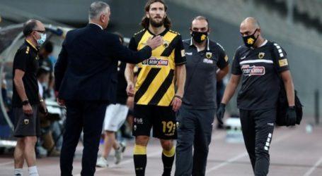 Πρόταση για νέο συμβόλαιο από ΑΕΚ σε Τσιγκρίνσκι – Ποδόσφαιρο – Super League 1 – A.E.K.