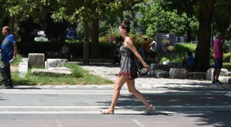 """""""Καυτό τριήμερο"""" με τον υδράργυρο να ξεπερνάει τους 40 βαθμούς στη Λάρισα – Αυτή θα είναι η πιο ζεστή ημέρα"""