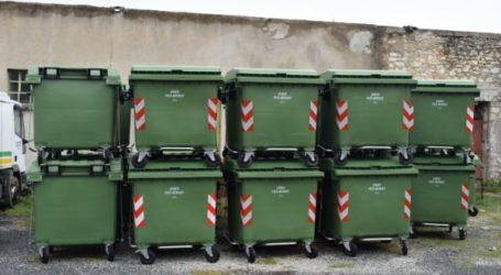 Πενήντα νέοι κάδοι απορριμμάτων στον Δήμο Ρήγα Φεραίου