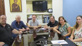 Επιμελητήριο Μαγνησίας: Ο Βιολογικός των Καλών Νερών στο τραπέζι συζήτησης με τον Σύλλογο Τουριστικής Ανάπτυξης
