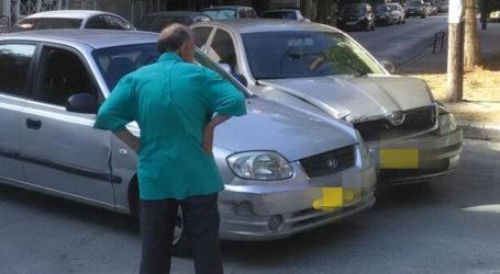 Βόλος: Τροχαίο ατύχημα στο κέντρο της πόλης – Δείτε εικόνες
