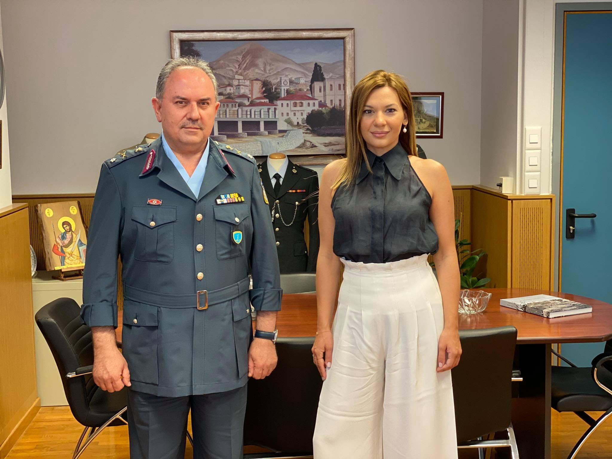 Στέλλα Μπίζιου: Η προστασία του πολίτη προτεραιότητα της κυβέρνησης Μητσοτάκη