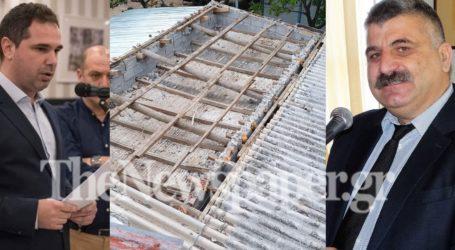Πήλιο: Οργισμένη απάντηση Μιτζικού σε πυροσβέστες: Παίζουν τάβλι και ξαπλώνουν σε αιώρα