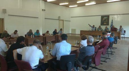 Βροντερό «όχι» στις ανεμογεννήτριες είπε το δημοτικό συμβούλιο Ν. Πηλίου