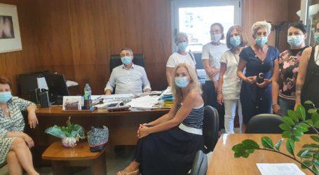 Δύο συμπυκνωτές οξυγόνου δώρισε στο Νοσοκομείο Βόλου ο Σοροπτ. Όμιλος «Θέτις»