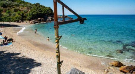 Δείτε φωτογραφίες: Ένα μικρό «διαμαντάκι» στις ακτές της Λάρισας που ελάχιστοι γνωρίζουν! Φανταστική θάλασσα με καθαρά διάφανα νερά