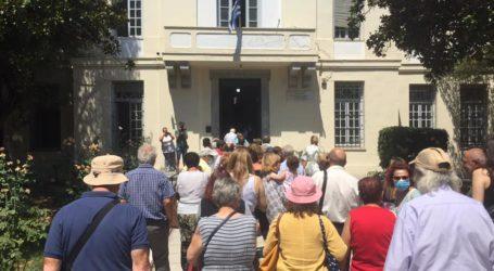 Μήνυση στον Αχιλλέα Μπέο από κατοίκους των Σταγιατών – Στον Βόλο η Ζωή Κωνσταντοπούλου [εικόνες]