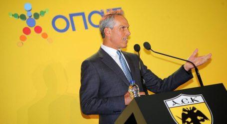 «Του χρόνου τον Ιούνιο θα μιλάμε για το άνοιγμα του νέου γηπέδου της ΑΕΚ» – Ποδόσφαιρο – Super League 1 – A.E.K.