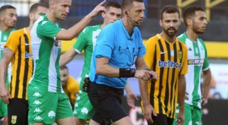 Τιμωρήθηκε για το Άρης-ΠΑΟ ο Βρέσκας, τον άλλαξαν στο Ολυμπιακός-ΑΕΚ – Ποδόσφαιρο – Super League 1 – Παναθηναϊκός – Ολυμπιακός – A.E.K.