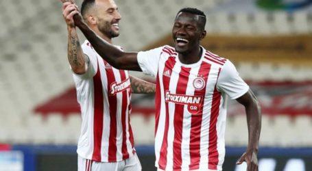Κορυφαίος Αφρικανός παίκτης για τον Ιούνιο ο Καμαρά του Ολυμπιακού! – Ποδόσφαιρο – Super League 1 – Ολυμπιακός