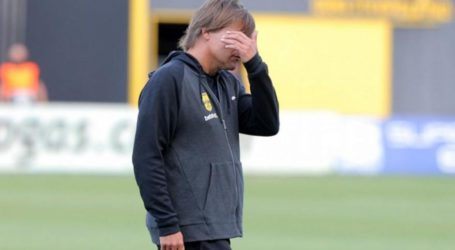 «Δεν είμαι ικανοποιημένος με το αποτέλεσμα, φυσιολογικά οι παίκτες να είναι στα όριά τους» – Ποδόσφαιρο – Super League 1 – Άρης