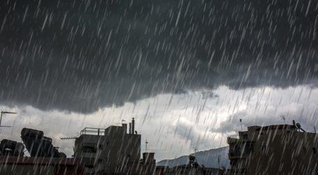 Ο Καιρός σήμερα στη Μαγνησία: Ζέστη και καταιγίδες – Που θα εκδηλωθούν