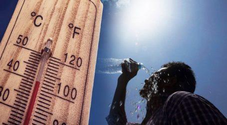 Καύσωνας: 40άρι θα χτυπήσει σήμερα στη Μαγνησία