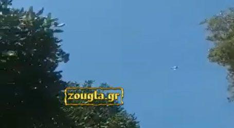 Έτσι κατέγραψαν οι κάτοικοι των Οινουσσών τις παραβιάσεις από τα τουρκικά F-16