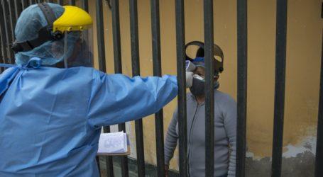 Ξεπέρασαν τις 100.000 τα κρούσματα στην Κολομβία