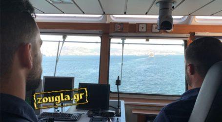 Το zougla.gr με τον στόλο του Πολεμικού Ναυτικού στον Σαρωνικό