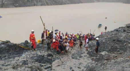 Πάνω από 160 νεκροί από κατολίσθηση σε ορυχείο νεφρίτη