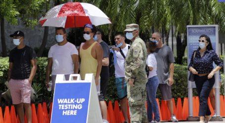 ΗΠΑ-Covid-19: Νέο ρεκόρ κρουσμάτων στη Φλόριντα
