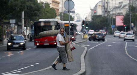 Σε κατάσταση έκτακτης ανάγκης λόγω κορωνοϊού τέθηκε το Βελιγράδι