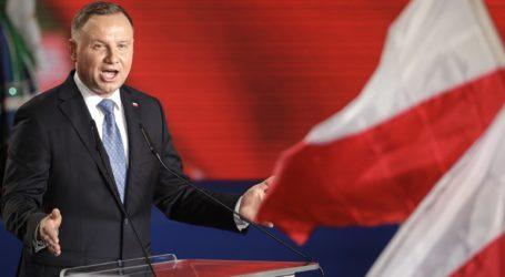 Ο απερχόμενος πρόεδρος Ντούντα κατηγορεί τη Γερμανία για ανάμιξη στις πολωνικές εκλογές