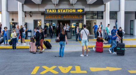 Σε απομόνωση στο ξενοδοχείο οι Σουηδοί τουρίστες που αφίχθησαν στη Ρόδο