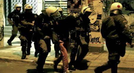 Επτά συλλήψεις για επεισόδια στην περιοχή των Εξαρχείων