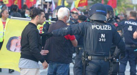 «Τουρκικό δάκτυλο» βλέπει η κυβέρνηση πίσω από τα επεισόδια στη Βιέννη