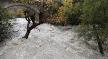 Πλημμυρικά φαινόμενα σε περιοχές της Ελασσόνας