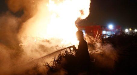 Πυρκαγιά στον Γέρακα