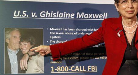 Την Παρασκευή θα οδηγηθεί ενώπιον δικαστή η Γκισλέιν Μάξγουελ που κατηγορείται για σωματεμπορία ανηλίκων