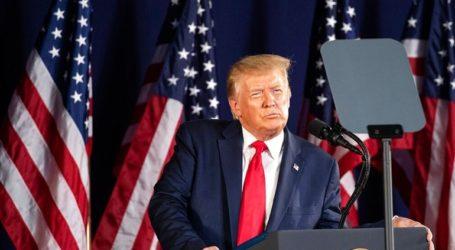 Θα μοιράζουν μάσκες σε υπαίθρια συγκέντρωση που μιλάει ο Τραμπ