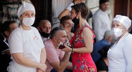 Σε προσωρινή απαγόρευση κυκλοφορίας το Βελιγράδι λόγω κορωνοϊού