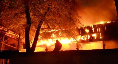 Ουκρανία: Φονική πυρκαγιά με τέσσερις νεκρούς