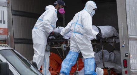 ΗΠΑ-Covid-19: Περισσότεροι από 1.100 νέοι θάνατοι