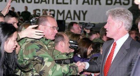 Οι πολεμικές φρικαλεότητες του Μπιλ Κλίντον στον πόλεμο της Σερβίας εκτίθενται σε νέο κατηγορητήριο