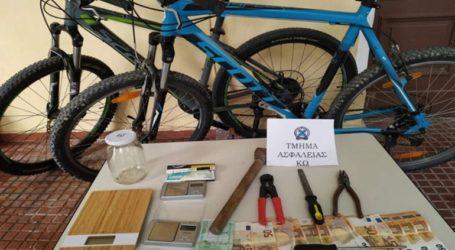 Συνελήφθησαν δύο άτομα για κατοχή ναρκωτικών και διάπραξη κλοπής στην Κω