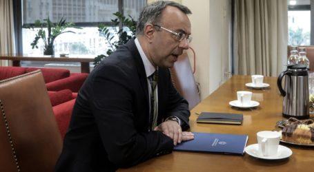 Αισιόδοξος ο Χρ. Σταϊκούρας για ελαστικούς δημοσιονομικούς στόχους και το 2021