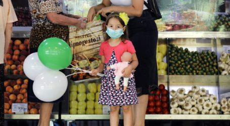 Οι κάτοικοι της Μελβούρνης σπεύδουν στα σούπερ μάρκετ πριν τεθούν και πάλι σε περιορισμό εξαιτίας του κορωνοϊού