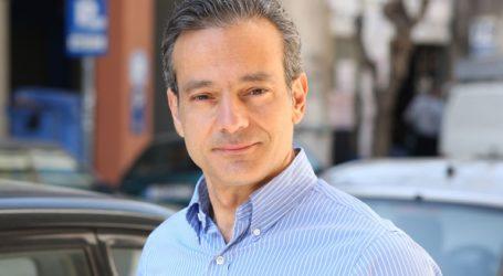 Ο Στ. Καφούνης επανεκλέχθηκε πρόεδρος του Εμπορικού Συλλόγου Αθηνών