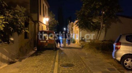 Επεισοδιακή καταδίωξη και σύλληψη δύο διακινητών στη Θεσσαλονίκη