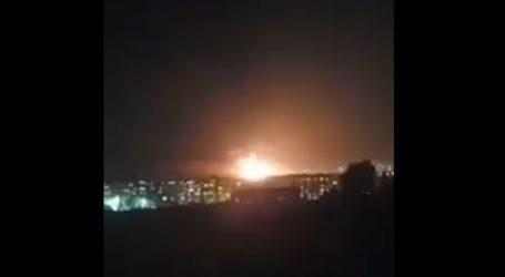 Έκρηξη σε στρατιωτικές εγκαταστάσεις στην Τεχεράνη