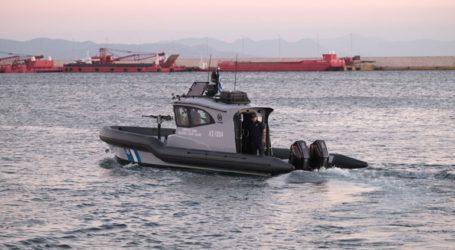 Βάρκα με μετανάστες ανετράπη βορειοδυτικά της Κρήτης
