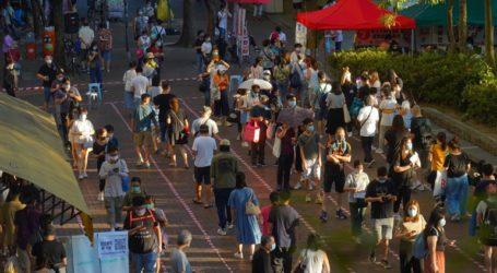 500.000 κάτοικοι έλαβαν μέρος σε συμβολική διαμαρτυρία για τη νομοθεσία εθνικής ασφάλειας